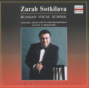 Concert dedicated to the 90th Birthday of Ivan S. Kozlovsky