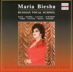 Maria Bieshu: Opera Arias