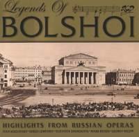 Legends of Bolshoi: Highlights from Russian Operas