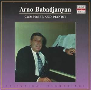 Arno Babadjanyan: Composer & Pianist
