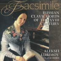 Russian Clavichords of the 18th Century