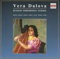Vera Dulova: Harp Recital