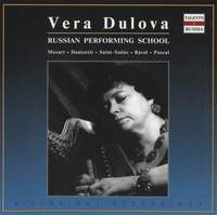 Vera Dulova - Music for Harp & Violin/Viola