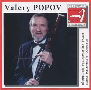 Valery Popov: Bassoon Recital