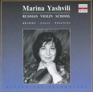 Brahms: Violin Sonata in A major, Op. 100