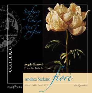 Andrea Stefano Fioré - Sinfonias Op. 1 & Engelberta