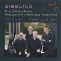 Coull Quartet play Sibelius