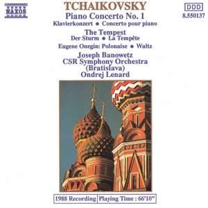 Tchaikovsky: Piano Concerto No. 1 Product Image