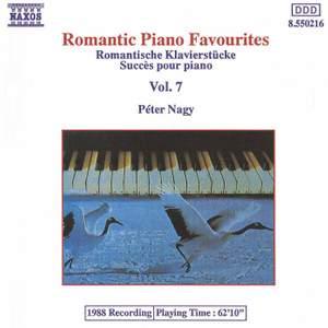 Romantic Piano Favourites Vol. 7