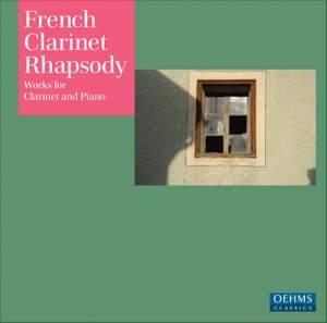 French Clarinet Rhapsody