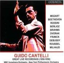Guido Cantelli: Great Live Recordings 1950-1956