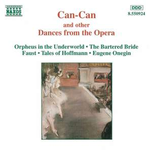 Can-Can & Other Dances from the Opera