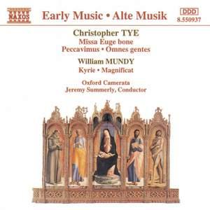 Christopher Tye: Missa Euge Bone