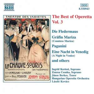 The Best of Operetta Vol. 3 Product Image