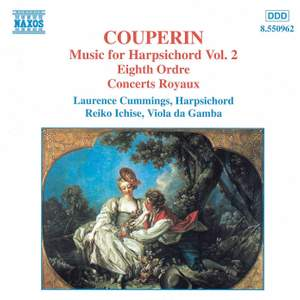 Couperin: Music For Harpsichord Vol. 2