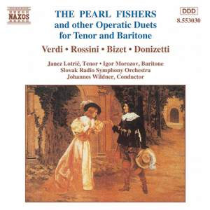The Pearl Fishers & Other Operatic Duets for Tenor & Baritone Product Image