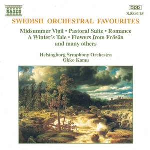 Swedish Orchestral Favourites Product Image