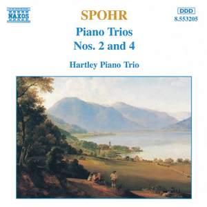 Spohr: Piano Trios Nos. 2 & 4