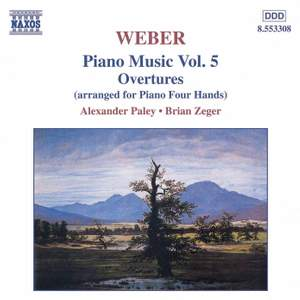 Weber: Piano Music Vol. 5
