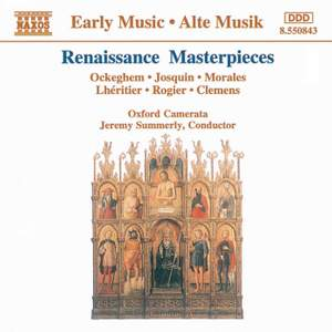 Renaissance Masterpieces Product Image