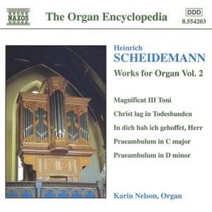 Scheidemann: Organ Works Vol. 2
