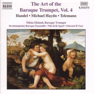 The Art of the Baroque Trumpet, Vol. 4