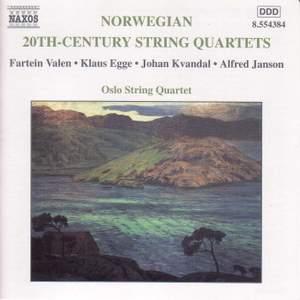 Norwegian 20th Century String Quartets Product Image