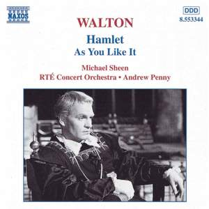 Walton: Hamlet & As You Like It