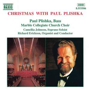 Christmas with Paul Plishka Product Image