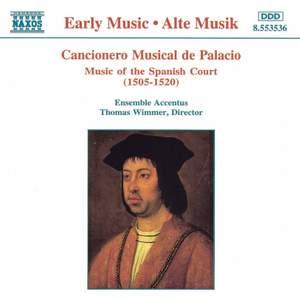 Cancionero Musical de Palacio
