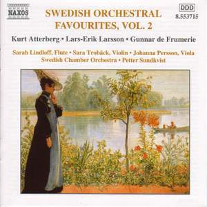 Swedish Orchestral Favourites Vol. 2 Product Image