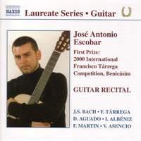 Guitar Recital: José Antonio Escobar