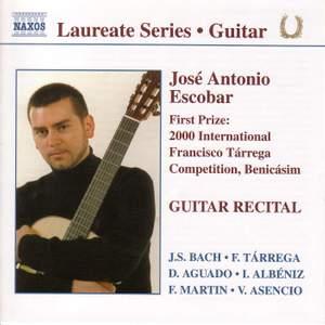 Guitar Recital: José Antonio Escobar Product Image