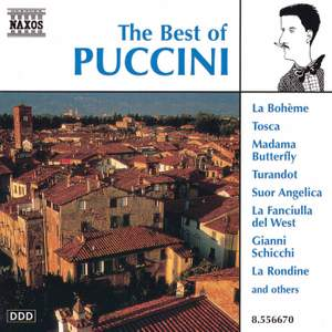 The Best of Puccini Product Image