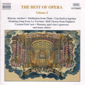 The Best of Opera Vol. 4