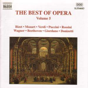 The Best of Opera Vol. 5 Product Image
