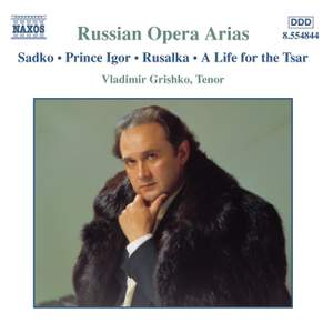Russian Opera Arias, Vol. 2 Product Image
