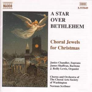A Star Over Bethlehem