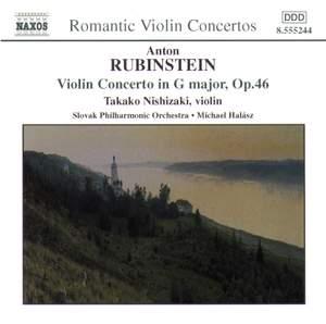 Rubinstein: Violin Concerto