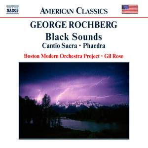 George Rochberg: Black Sounds