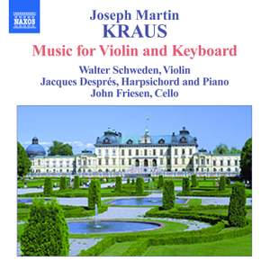 J M Kraus: Music for Violin & Keyboard