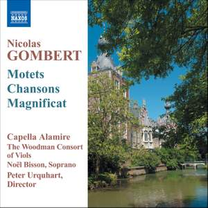 Gombert: Motets, Chansons And Magnificat Product Image