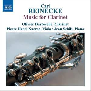 Carl Reinecke: Music for Clarinet