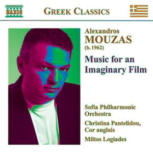 Alexandros Mouzas: Music for an Imaginary Film Product Image
