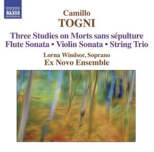 Camillo Togni: Chamber Music