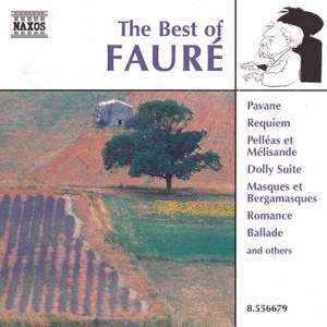 The Best of Fauré