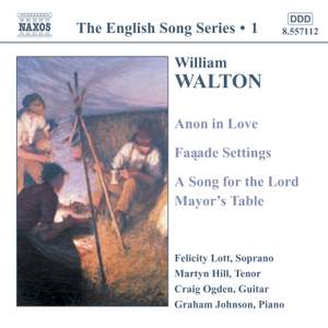 The English Song Series Volume 1 - Walton Product Image
