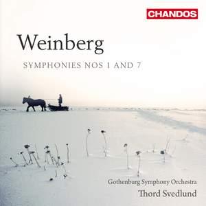 Weinberg: Symphonies Nos. 1 & 7