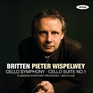 Britten - Cello Symphony & Cello Suite No. 1