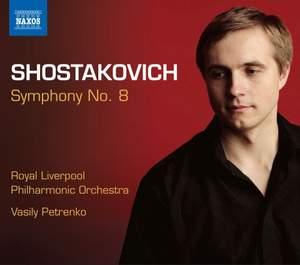 Shostakovich: Symphony No. 8 in C minor, Op. 65 Product Image